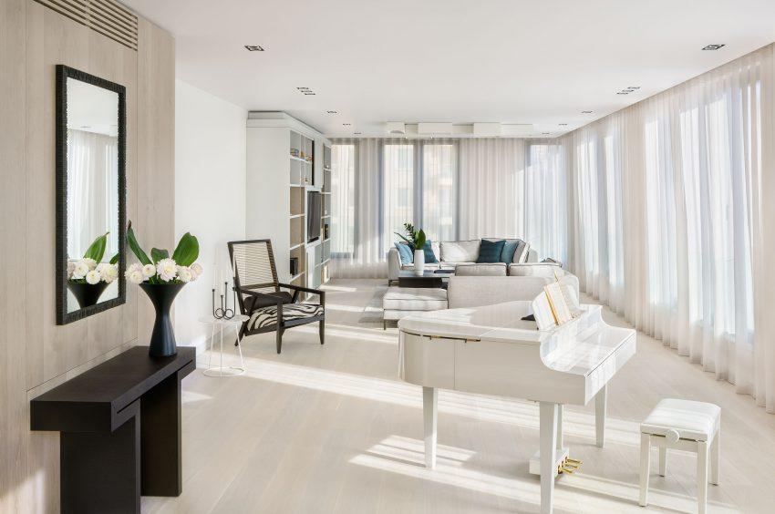 简约 现代 凯德麓语 别墅 装修效果图 客厅图片来自别墅设计师杨洋在凯德麓语当代简约风格设计的分享