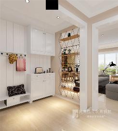 龙湖春江郦城-168平方简约风格