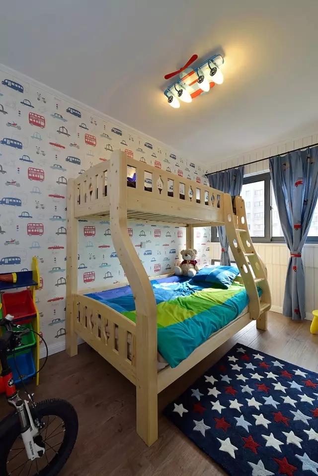 简约 欧式 田园 二居 别墅 收纳 旧房改造 小资 卧室图片来自日升装饰秋红在120平米混搭风格的分享