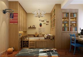 简约 欧式 田园 混搭 别墅 白领 收纳 旧房改造 80后 儿童房图片来自周楠在众安白马山庄-204平方美式风格的分享
