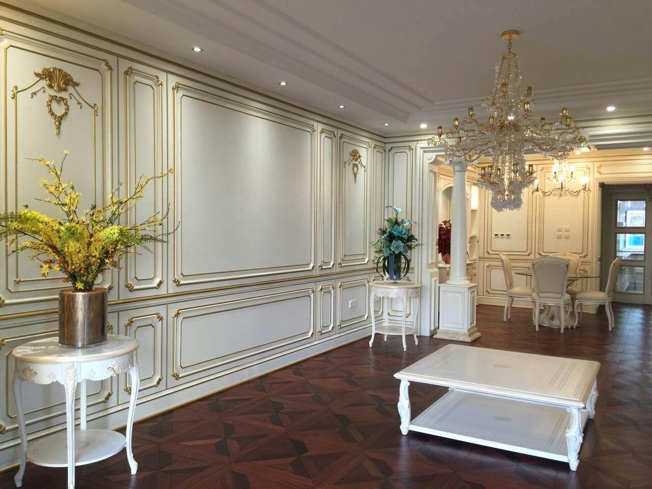 三居 白领 法式 奢华 新古典图片来自玛格全屋定制在法式新古典的分享
