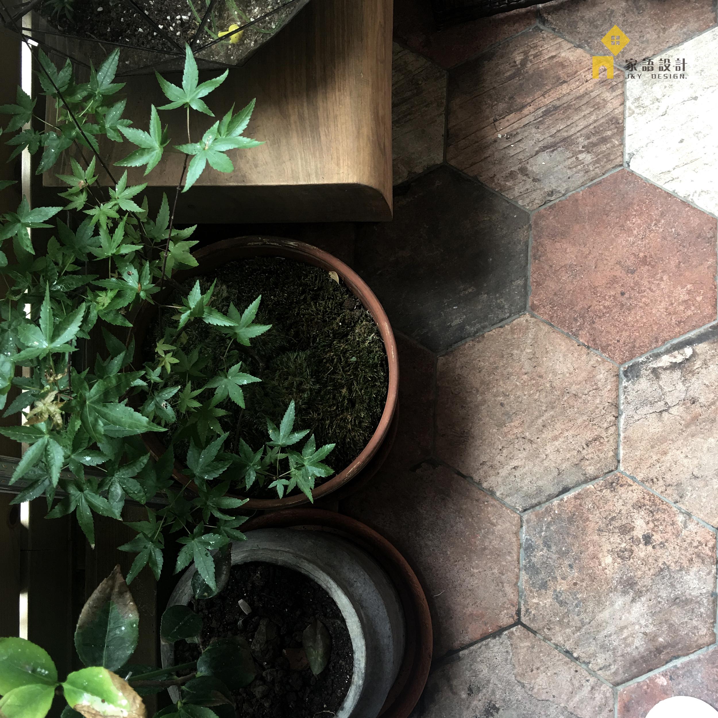 阳台图片来自家语设计张海妮工作室在质朴是生活最好的模样的分享