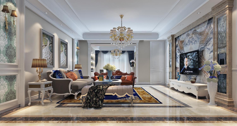 简约 欧式 田园 混搭 二居 三居 别墅 旧房改造图片来自恒荣达装饰在青特赫山 设计案例的分享