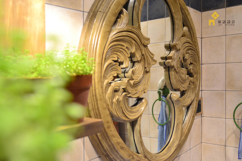卫生间图片来自家语设计张海妮工作室在质朴是生活最好的模样的分享