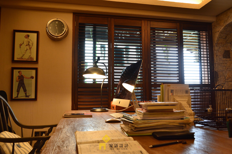 客厅图片来自家语设计张海妮工作室在质朴是生活最好的模样的分享