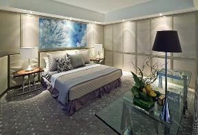 简约 现代 温馨 舒适 时尚前卫 环保 卧室图片来自北京紫禁尚品国际装饰kangshuai在北京润泽公馆的分享
