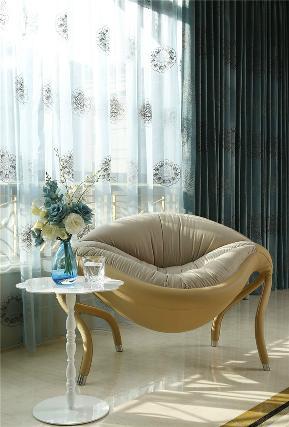 新古典 别墅 三居 阳台图片来自张勇高级室内设计师在红廷别墅新古典设计作品的分享