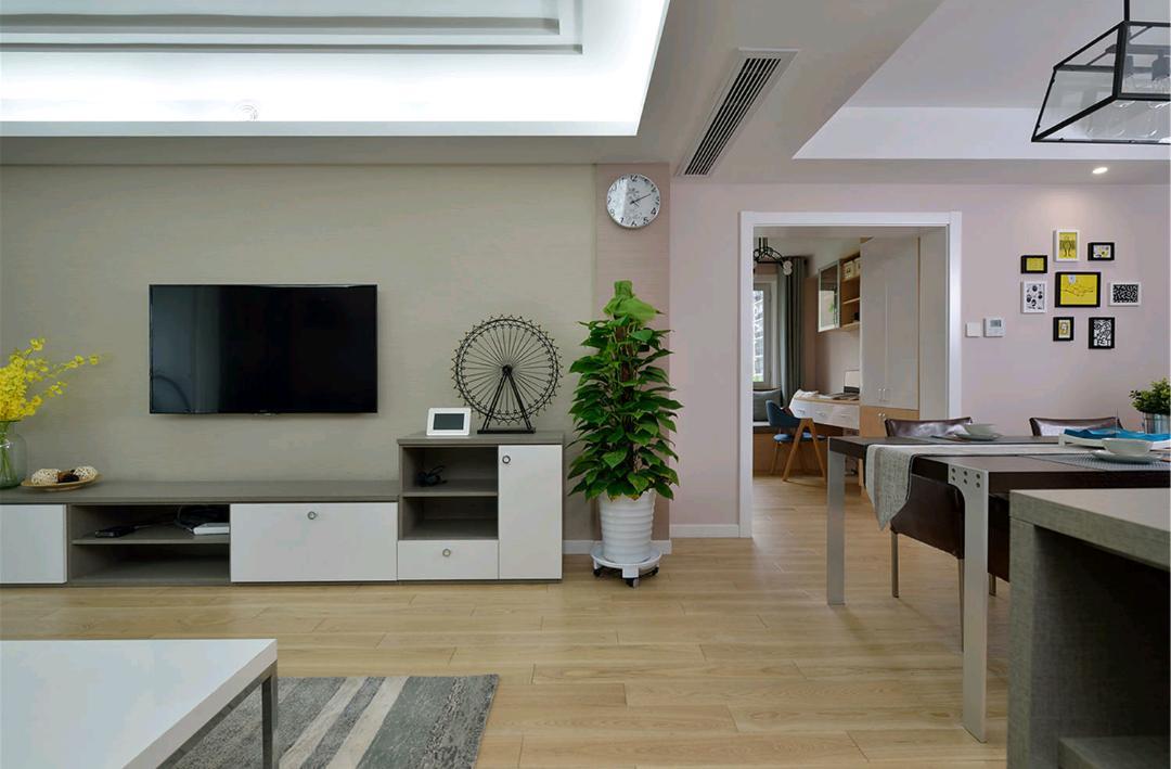 现代 混搭 三居 客厅图片来自成都丰立装饰工程公司在感受现代混搭生活的分享