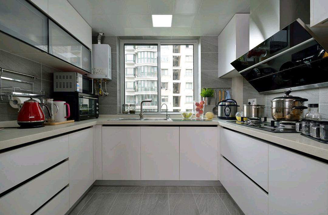 现代 混搭 三居 厨房图片来自成都丰立装饰工程公司在感受现代混搭生活的分享