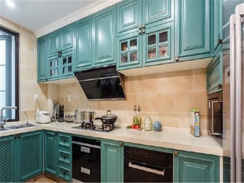 厨房图片来自武汉苹果装饰在苹果装饰-福星惠誉东湖城案例的分享
