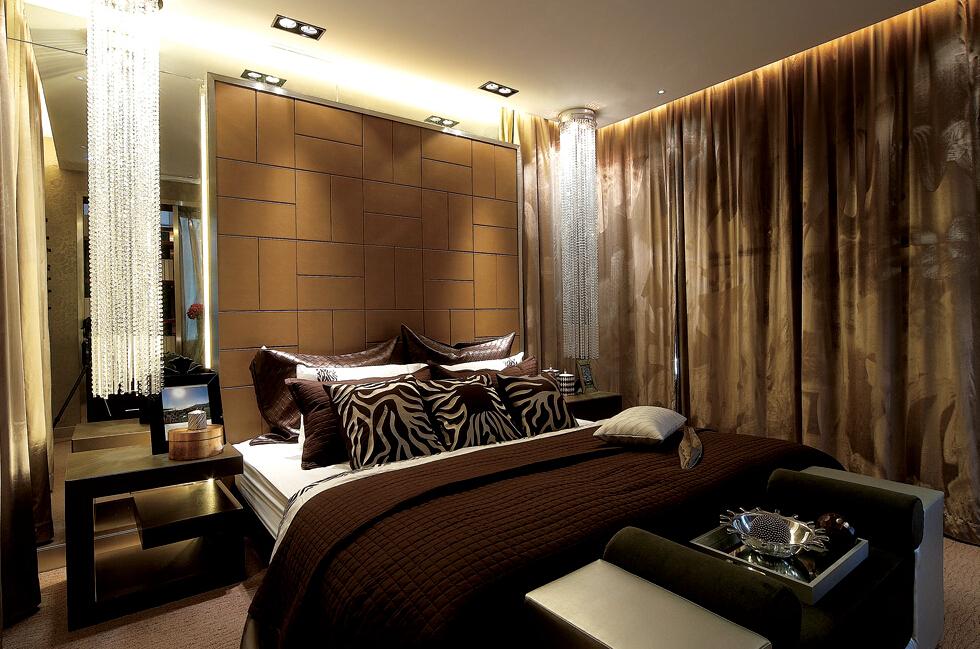 后现代 简约 大气 低调 奢华 温馨 环保 卧室图片来自北京紫禁尚品国际装饰kangshuai在北京九里香堤的分享