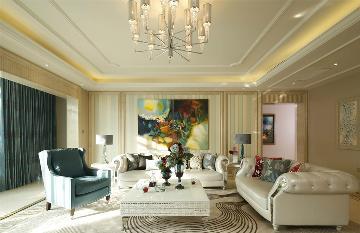 红廷别墅新古典设计作品