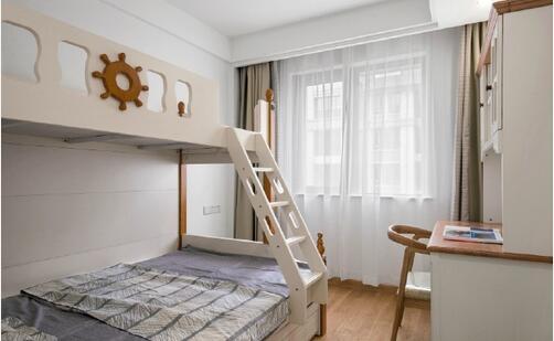 卧室图片来自武汉苹果装饰在苹果装饰-盛世江城案例的分享