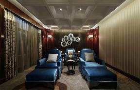 新古典 收纳 玄关 别墅 客厅图片来自张勇高级室内设计师在紫阙·天禄的分享