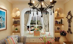 两室 地中海 石家庄 星河盛世城 阳台图片来自乐豪斯装饰张洪博在星河盛世城两室地中海风格的分享