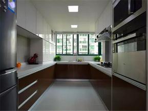 简约 现代 三居 收纳 白领 小资 厨房图片来自沙漠雪雨在120平米清新简约甜蜜浪漫新婚房的分享