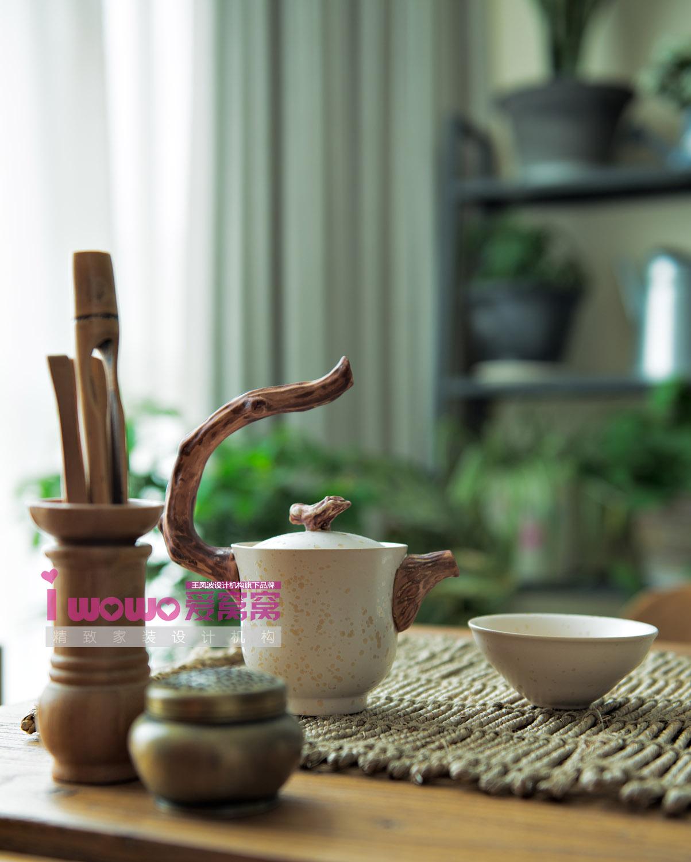 欧式 二居 餐厅图片来自爱窝窝精致家装机构在北欧风的分享