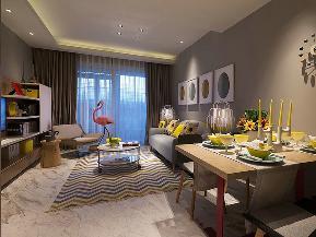 简约 三居 温馨 舒适 餐厅图片来自tjsczs88在舒适生活简约风的分享