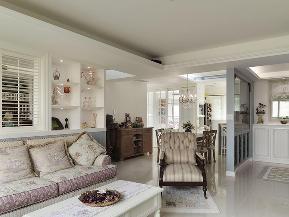 美式 三居 温馨 客厅图片来自tjsczs88在静谧安稳,岁月静好的分享
