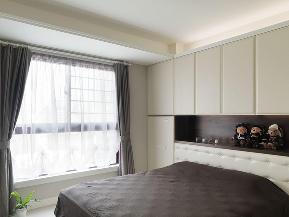 美式 三居 温馨 卧室图片来自tjsczs88在静谧安稳,岁月静好的分享