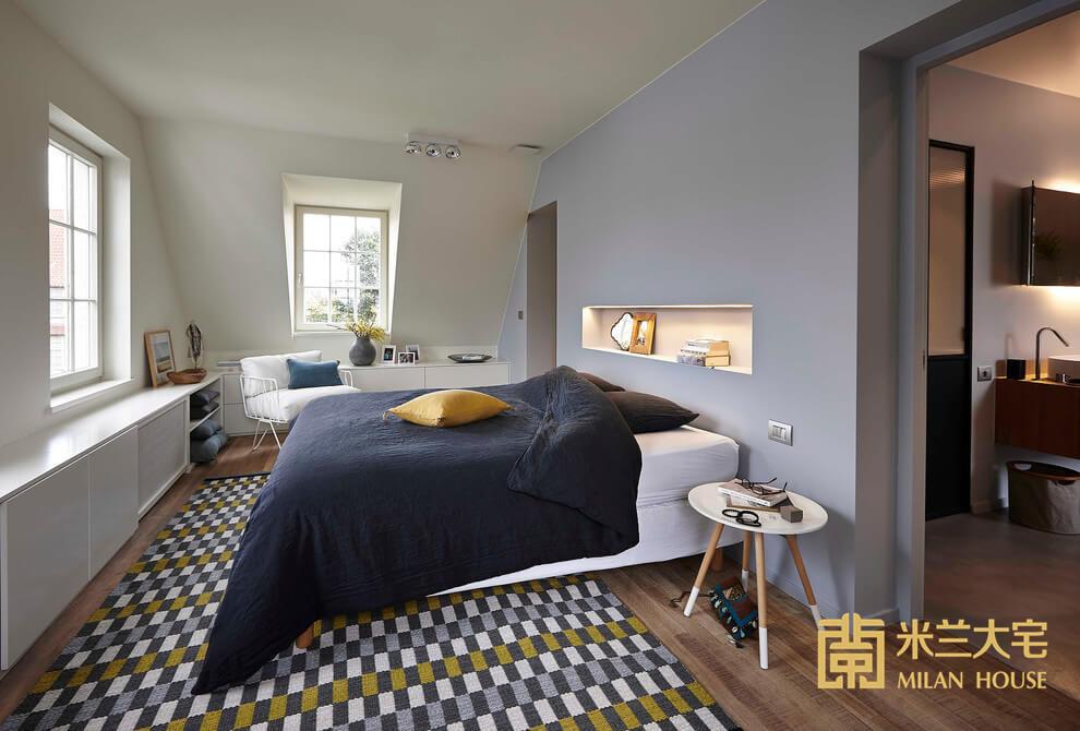 简约图片来自米兰大宅设计会所在温润木质元素的分享