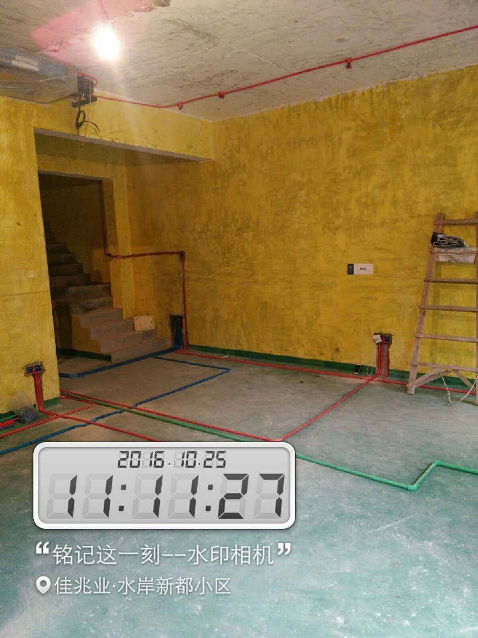 简约 客厅图片来自米兰大宅设计会所在工地施工图的分享
