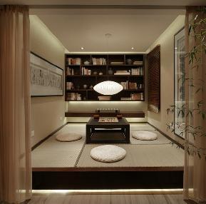 简约 田园 现代 三居 白领 收纳 旧房改造 80后 小资 书房图片来自北京紫禁尚品国际装饰kangshuai在北京新康家园的分享