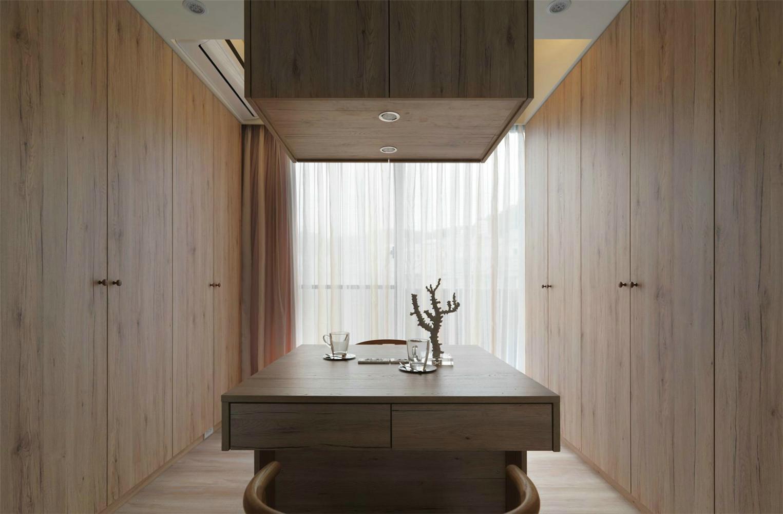 简约 中式 收纳 别墅 餐厅图片来自张勇高级室内设计师在中式案例效果解析的分享