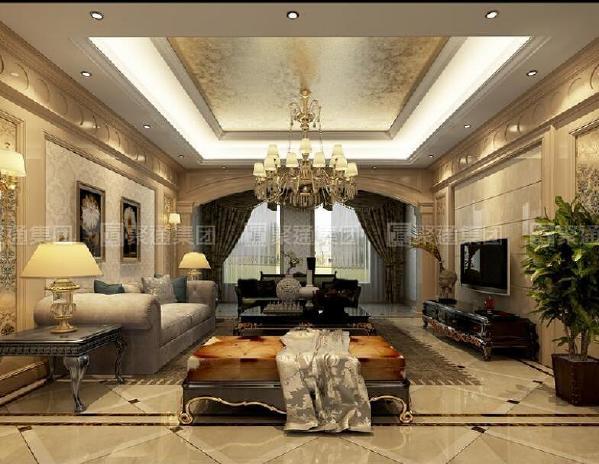 三湘海尚名邸别墅户型装修欧式风格设计方案展示,上海腾龙别墅设计师归宏华作品,欢迎品鉴!