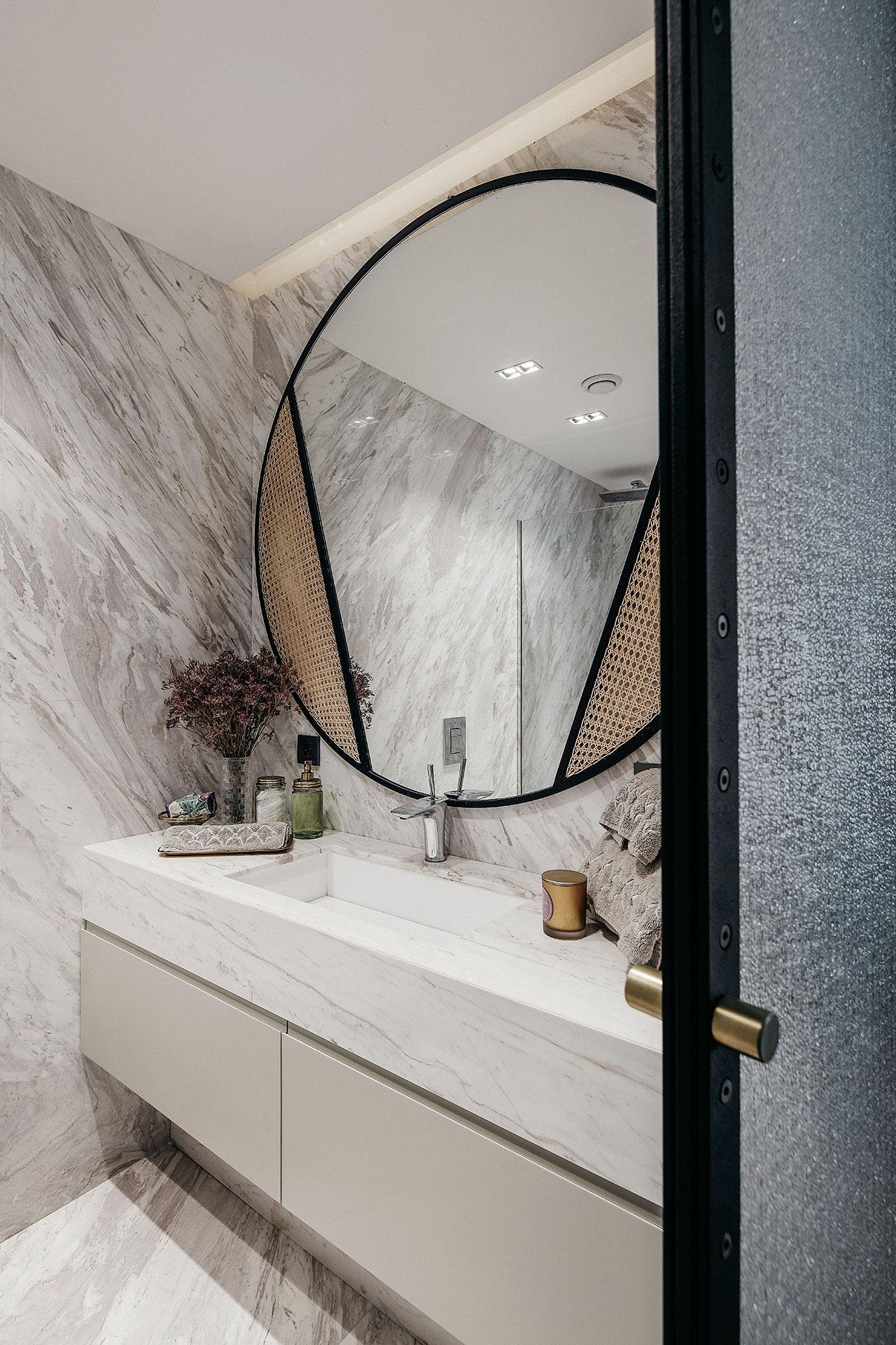 紫禁壹号院 现代主义 卫生间图片来自别墅设计师杨洋在紫禁壹号院现代主义的混合设计的分享