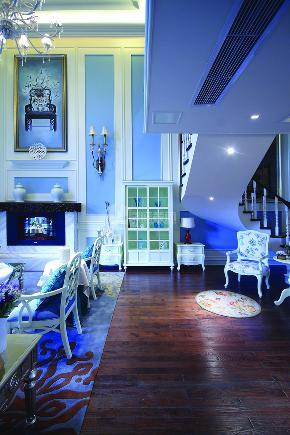 80后 小资 地中海 三居室 其他图片来自岚庭家居在百步亭金侨汇的分享