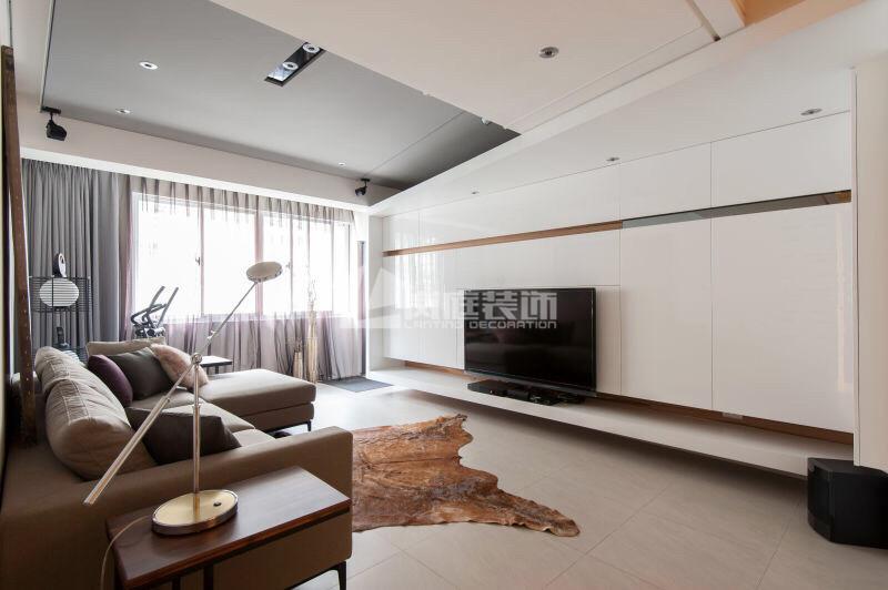 简约 三居 80后 北欧 白领 混搭 小资 客厅图片来自岚庭家居在C107㎡北欧风格的分享