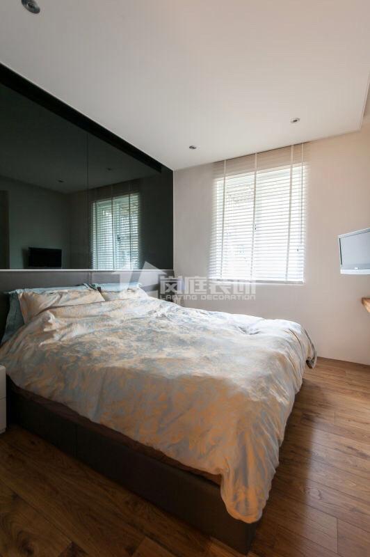 简约 三居 80后 北欧 白领 混搭 小资 卧室图片来自岚庭家居在C107㎡北欧风格的分享