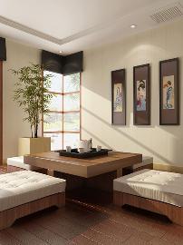 96原木日式风格