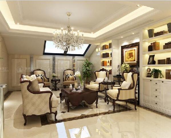 御沁园275平别墅户型装修简欧风格设计方案展示,上海腾龙别墅设计师周一俊作品,欢迎品鉴
