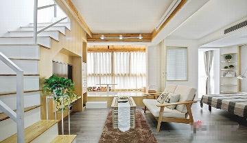 75平米日式风格