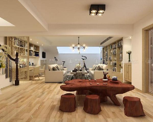 御沁园别墅户型装修现代风格设计方案展示,上海腾龙别墅设计师周一俊作品,欢迎品鉴!