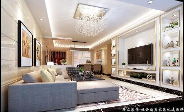 熙璟城-现代简约-89平米