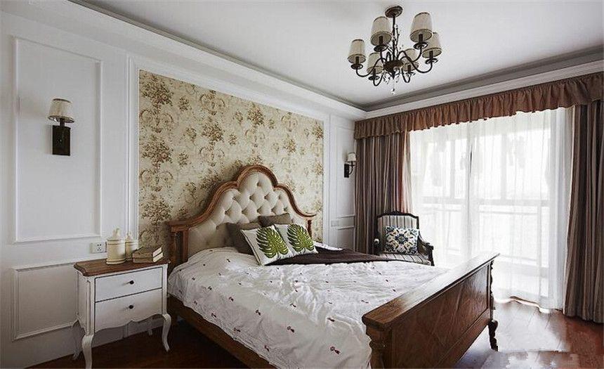 简欧 三居 卧室图片来自岚庭家居在纽宾凯汉city国际社区的分享
