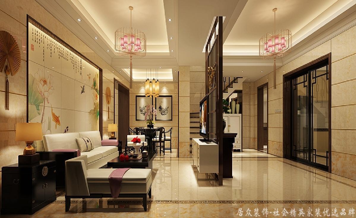 欧式 客厅图片来自深圳居众装饰集团在南山意境-欧式风格-185平米的分享