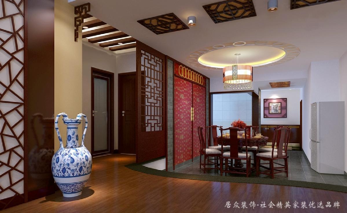 餐厅图片来自深圳居众装饰集团在澳城-现代简约-100平米的分享
