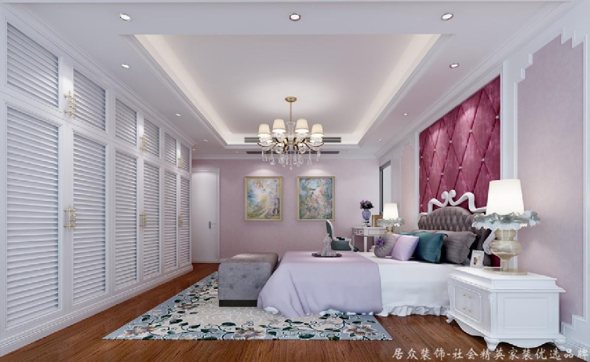简约 卧室图片来自深圳居众装饰集团在宏发领域-现代简约-130平米的分享