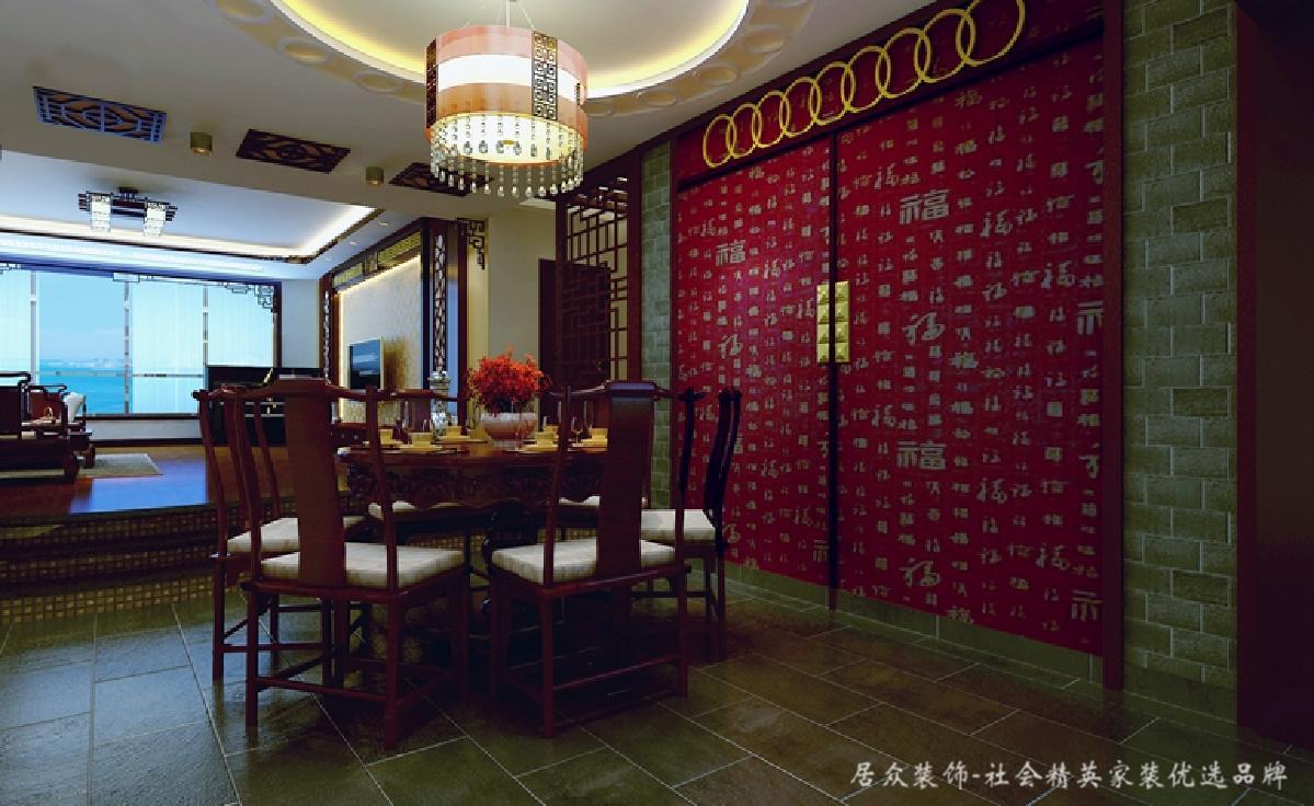 客厅图片来自深圳居众装饰集团在澳城-现代简约-100平米的分享