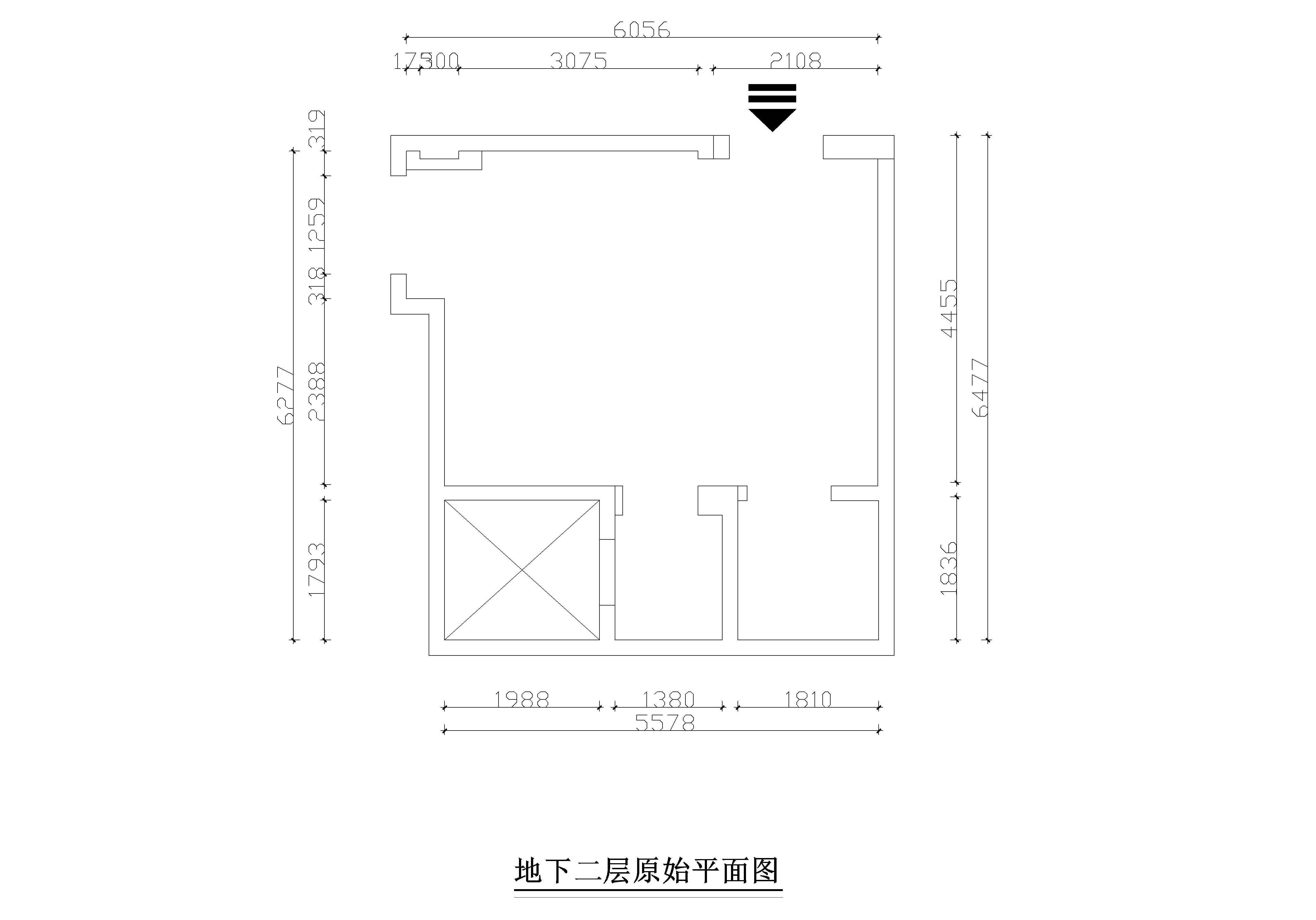 户型图图片来自业之峰装饰旗舰店在佛.儒的分享