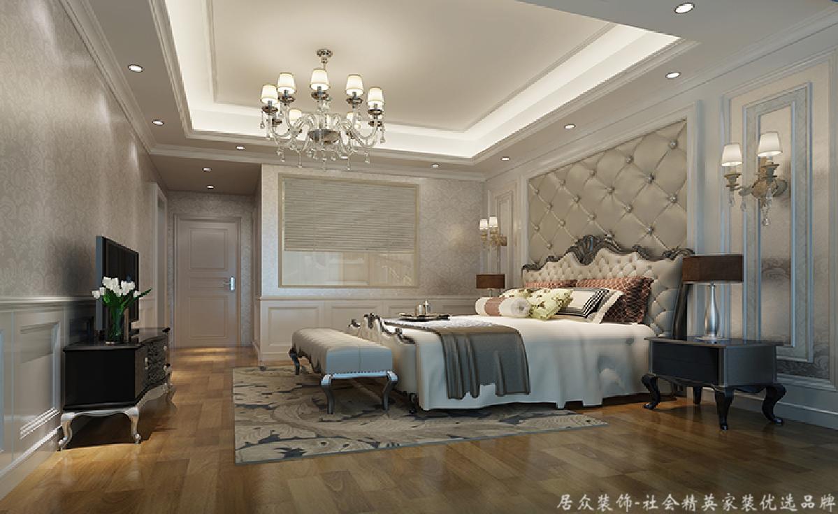 简约 三居 白领 卧室图片来自gz居众装饰在欧式-锦绣生态园的分享