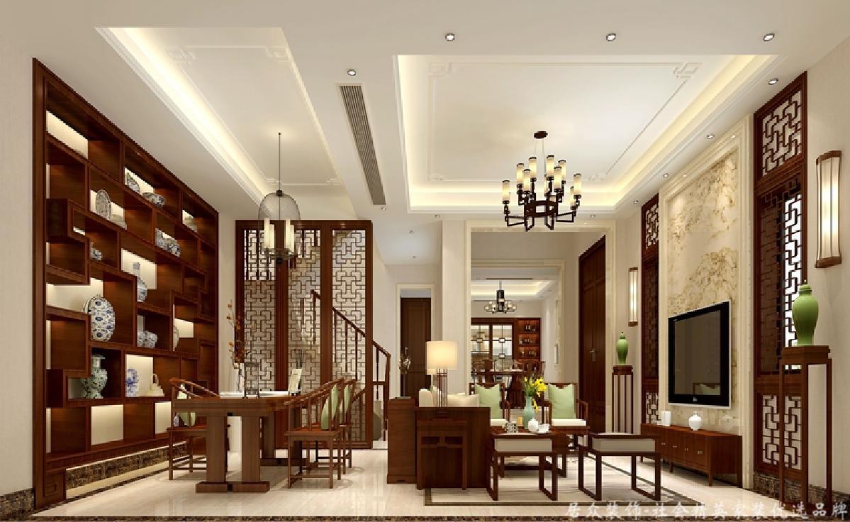 别墅 小资 客厅图片来自重庆居众装饰在高贵大气的分享