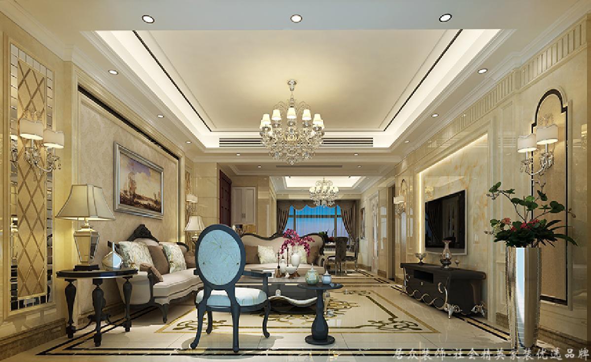 简约 三居 白领 客厅图片来自gz居众装饰在欧式-锦绣生态园的分享