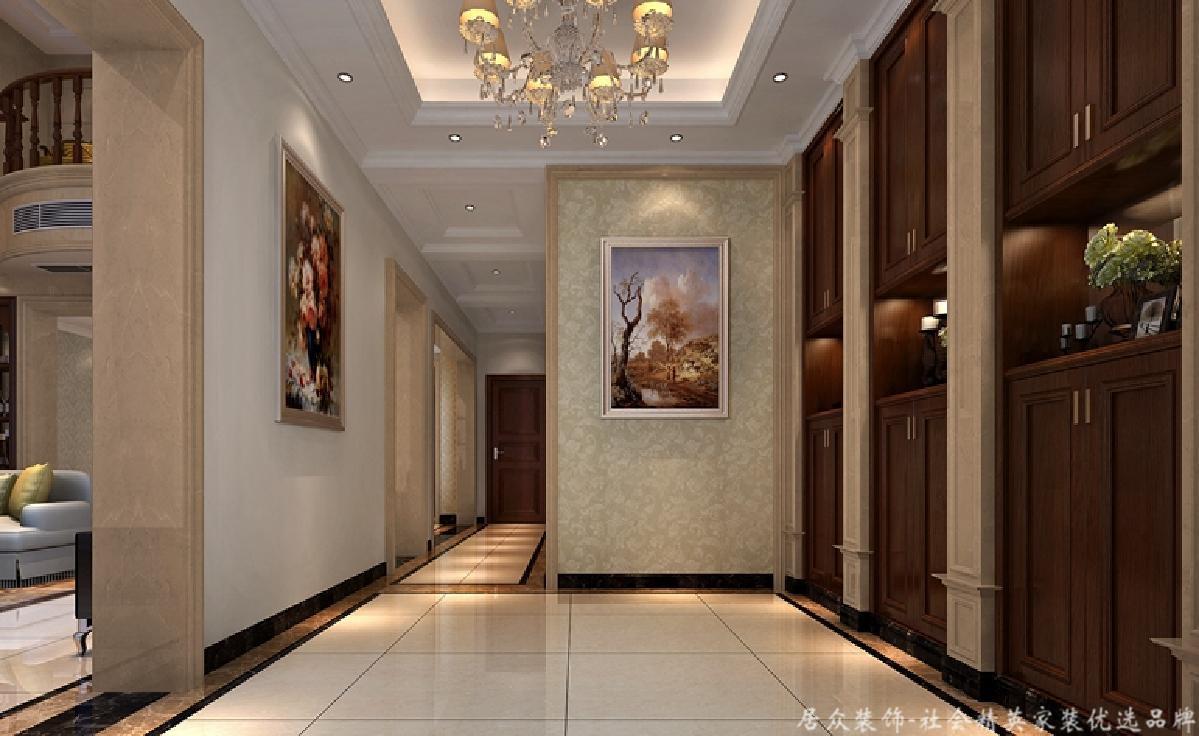 别墅 小资 北欧风 玄关图片来自重庆居众装饰在非常优雅时尚适合居住的北欧风格的分享