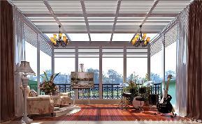 田园 别墅 小资 阳台图片来自重庆居众装饰在柔美而不失亲和的田园风的分享