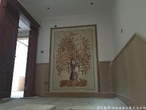 别墅 小资 中式 楼梯图片来自重庆居众装饰在万科渝园在线工地进度更新的分享